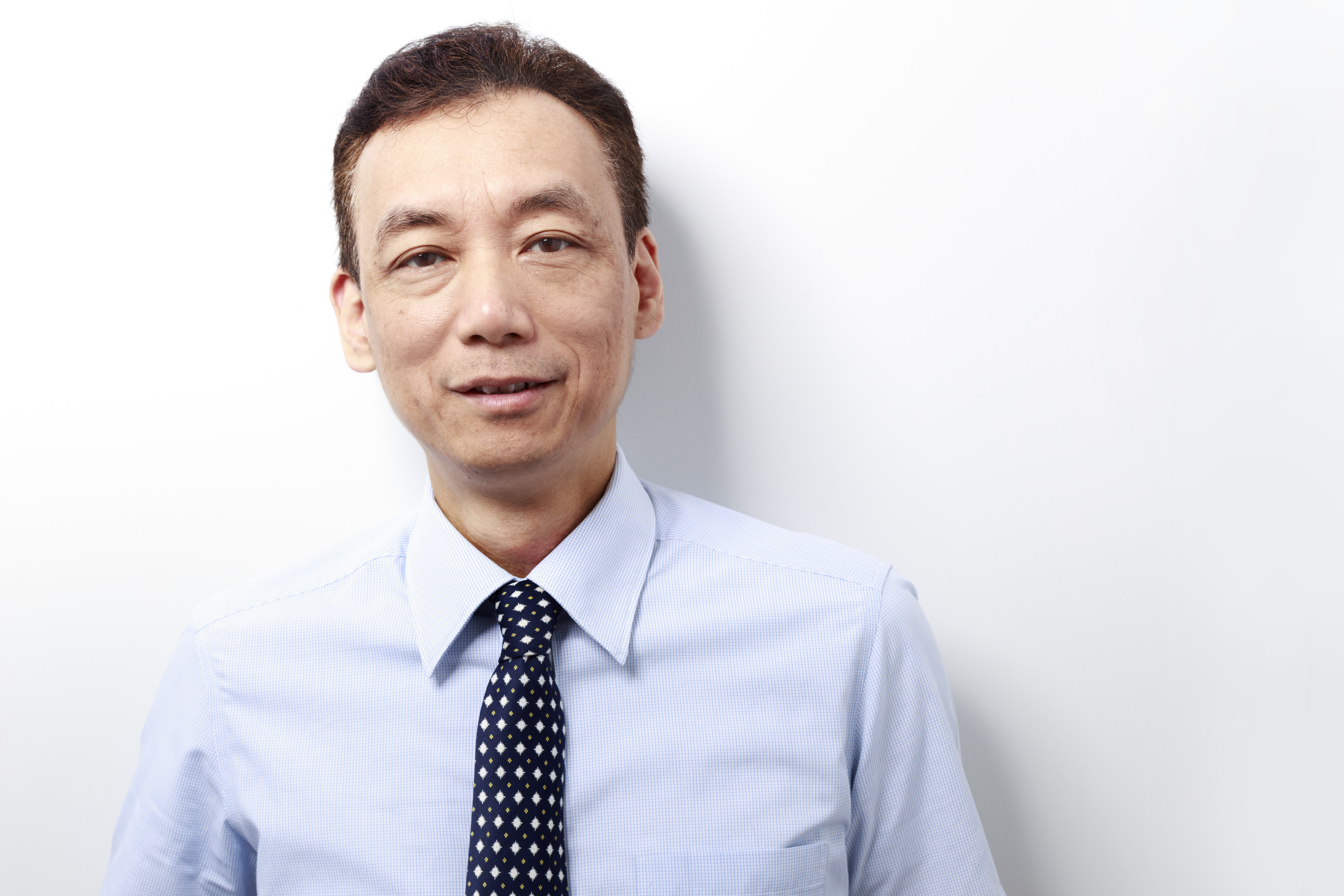 Photo of Dr Raymond Chan