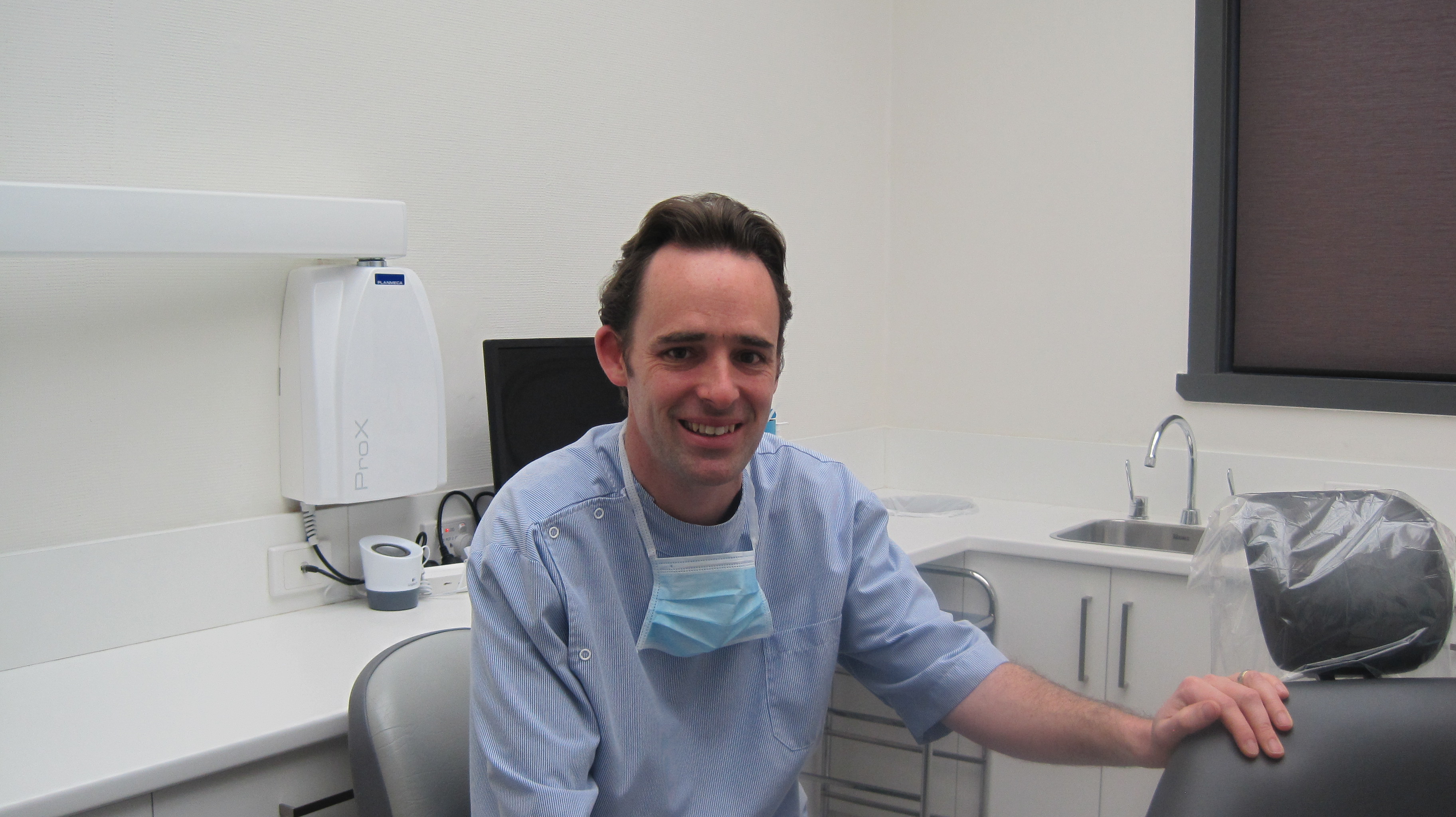 Photo of Dr Tom Stevenson