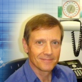 Photo of Dr Malcolm Mackay