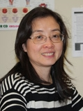 Photo of Dr Christie Huang