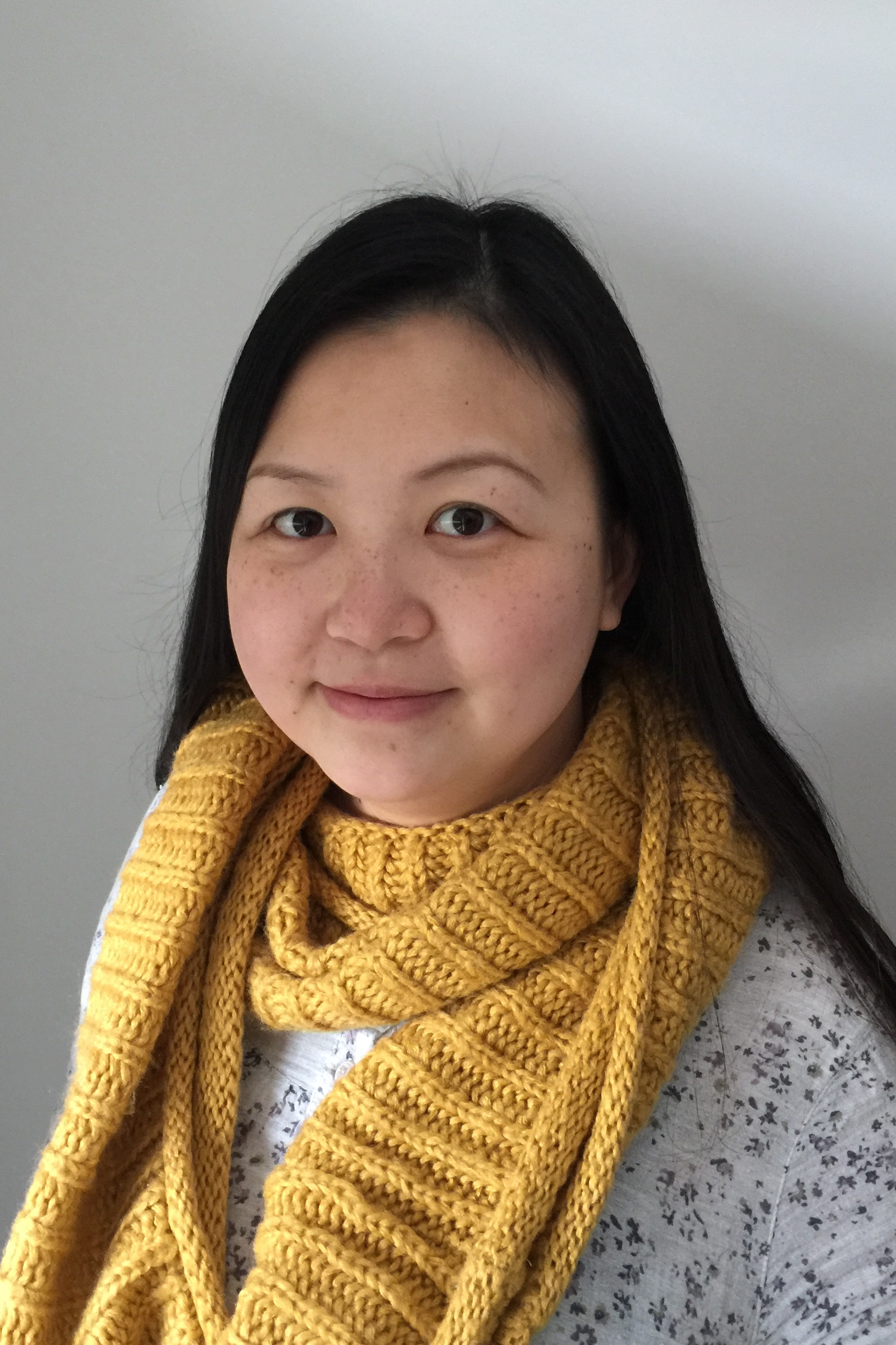 Photo of Dr Sarah Chin