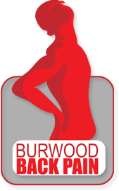 Burwood Back Pain Logo