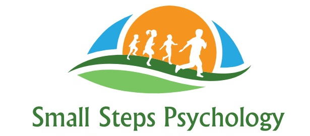 Small Steps Psychology Logo
