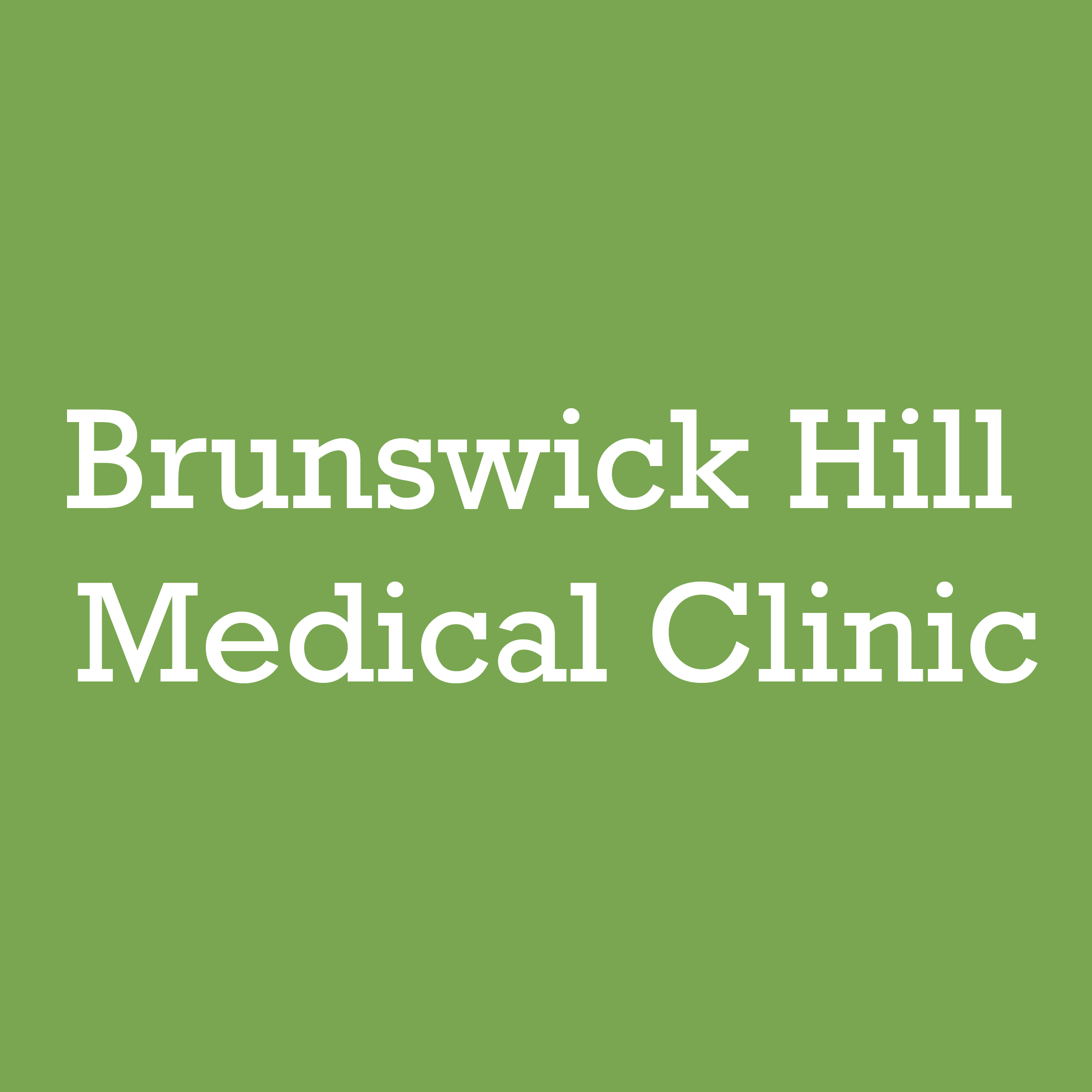 Brunswick Hill Medical Clinic Logo