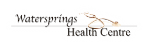 Logo of Watersprings Health Centre