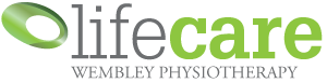LifeCare Wembley Physiotherapy Logo