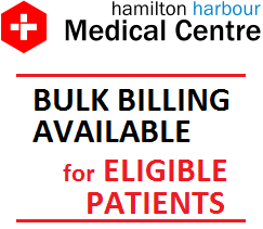 Hamilton Harbour Medical Centre Logo