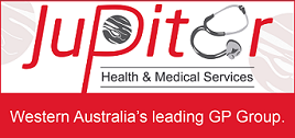 Jupiter Health Spearwood - Physiotherapy Logo