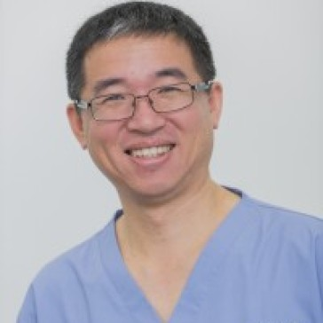 Dr Pei-Song Zhao Photo