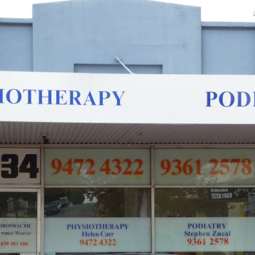 Burswood Physiotherapy - Helen Carr