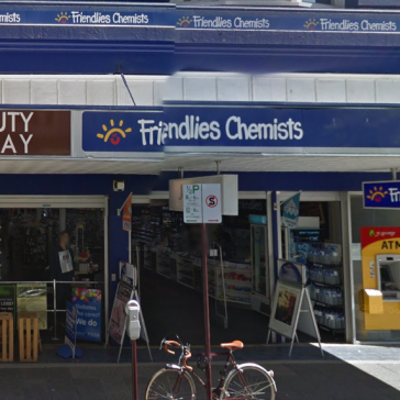 Friendlies Pharmacy Perth - Hay Street