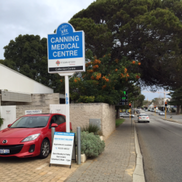 Canning Medical Centre