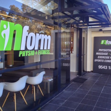 Inform Physio + Fitness